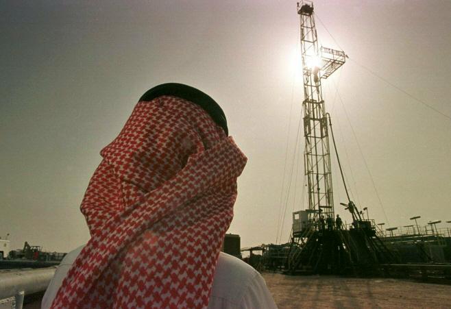 Saudi Aramco <YONHAP NO-4707> (AP)