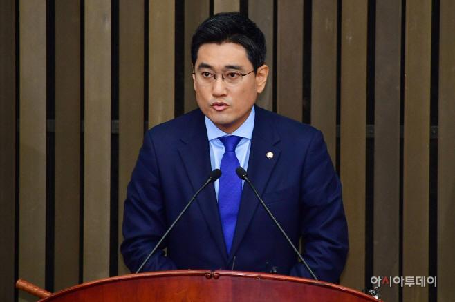 오신환 신임 원내대표