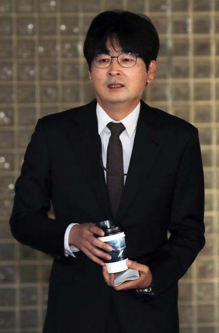 탁현민, 민주당 홍보위원장 컴백설 제기<YONHAP NO-3403>