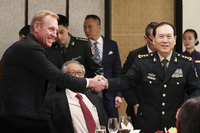 미중 국방장관 회담