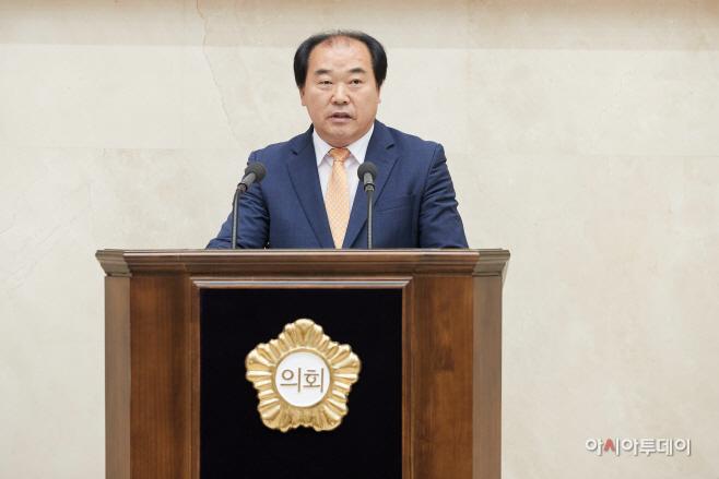 김운봉 시의원