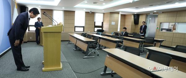 [포토]인사하는 박상기 법무부 장관