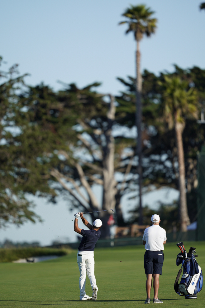 US Open Golf <YONHAP NO-0013> (AP)