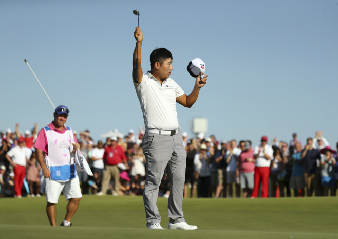 Byron Nelson Golf <YONHAP NO-2254> (AP)