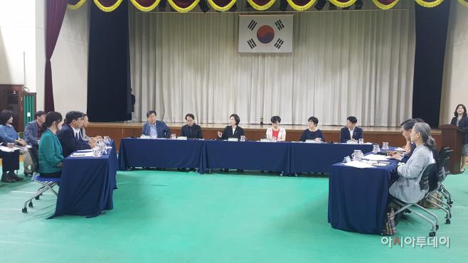 사회관계장관회의