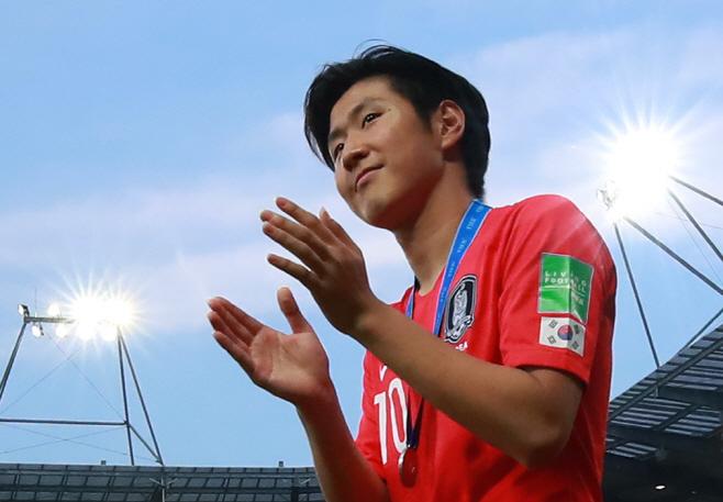 [U20월드컵] 열여덟살 이강인의 첫 U-20 월드컵