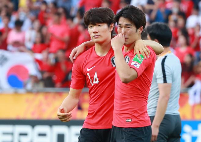 [U20월드컵] 대회 첫 출전, 울음 터뜨린 이규혁