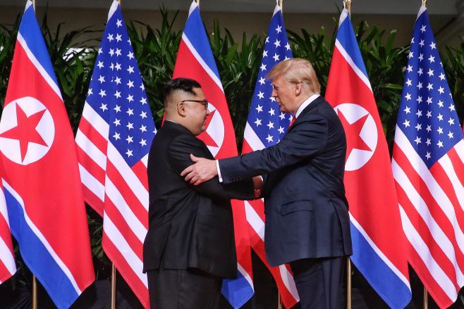 1주년 앞둔 북미 정상회담