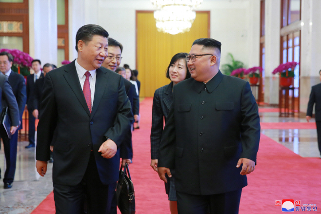 중국 시진핑 국가주석, 20~21일 북한 국빈방문