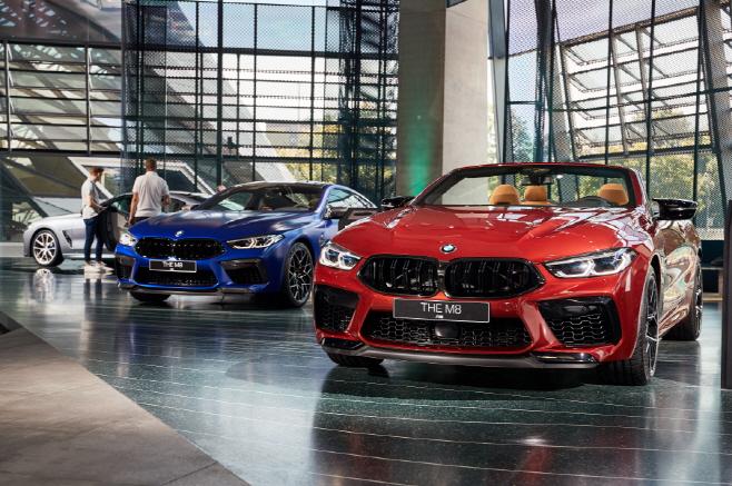 사진6-BMW 뉴 M8 쿠페&컨버터블 세계최초공개