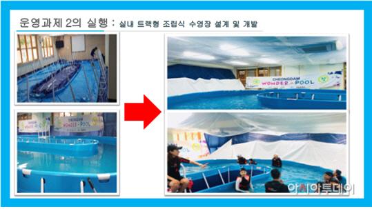 실내수영장