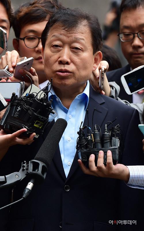 [포토] 고재호 전 대우조선해양 사장, 검찰 출석