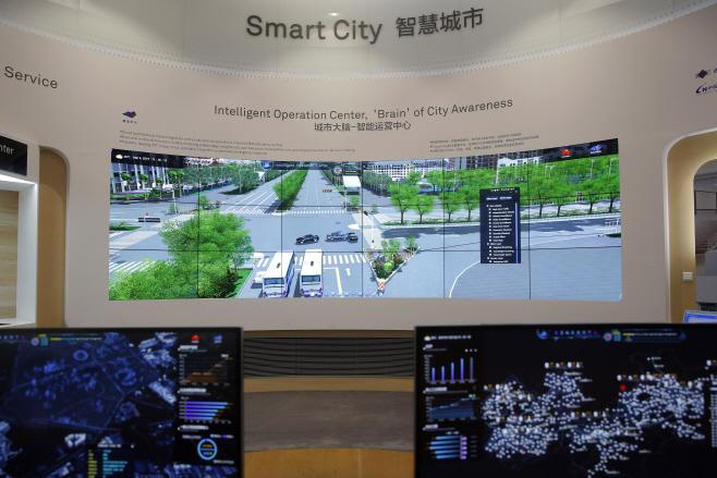 China Huawei <YONHAP NO-5987> (AP)