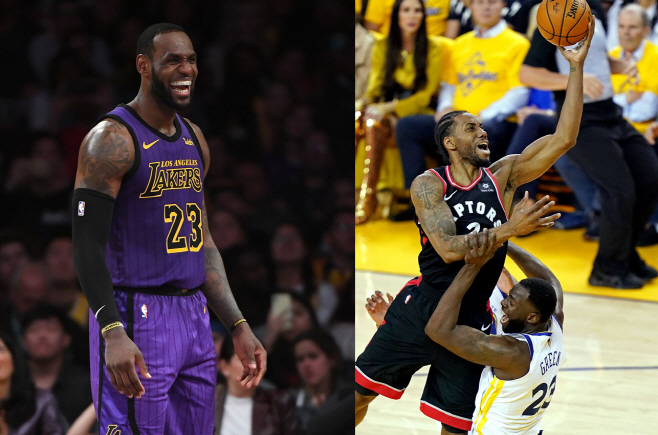BASKETBALL-NBA-LAL-CHA/ <YONHAP NO-1845> (USA TODAY Sports)