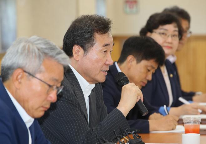 이 총리, 일본산 대체할 국산