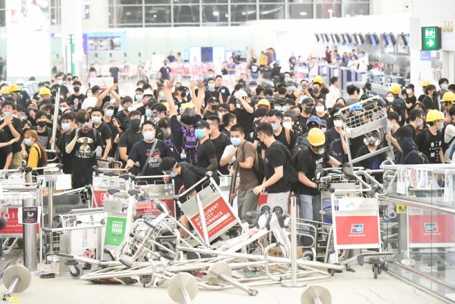 CHINA-HONG KONG-VIOLENCE-SITUATION (CN)