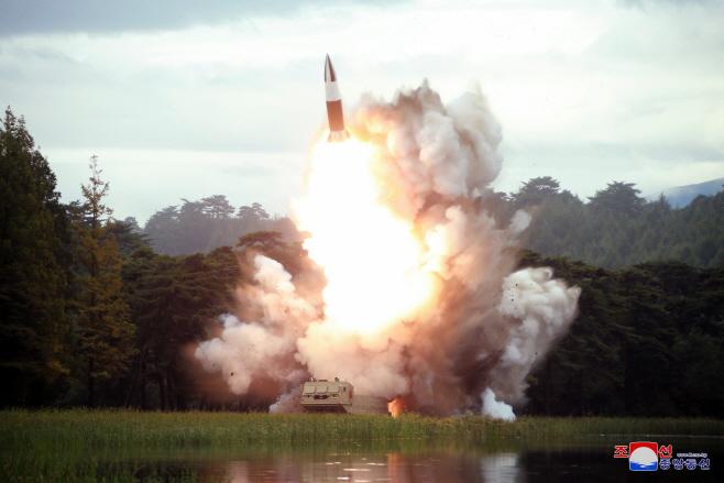 북한, 또 '새무기' 시험사격…북한판 에이태킴스인 듯