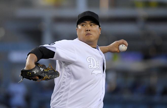 Yankees Dodgers Baseball <YONHAP NO-1688> (AP)