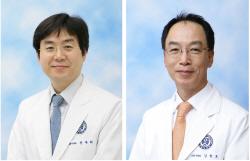 천재희 교수와 김원호 교수 (2)