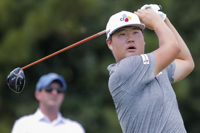 PGA 투어챔피언십 마지막 연습라운... <YONHAP  (EPA)