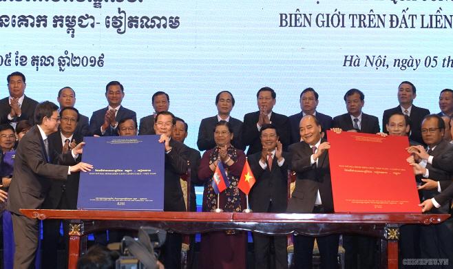 캄보디아베트남국경