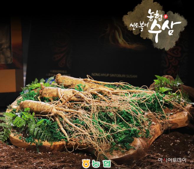 강화인삼농협 수삼 이미지