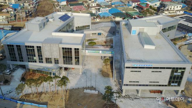 홍성읍행정복지센터 및 보건소