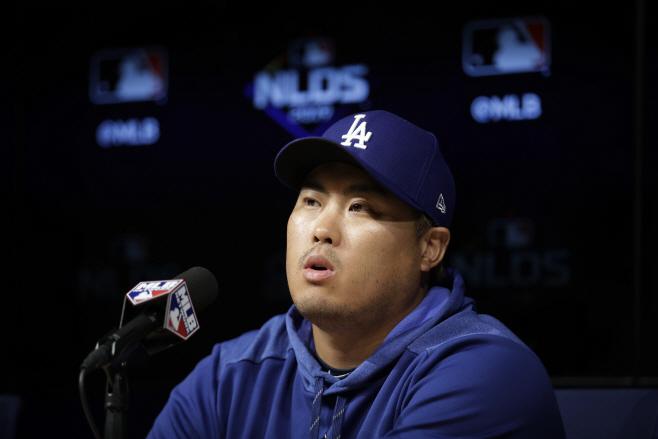 NLDS Nationals Dodgers Baseball <YONHAP NO-2670> (AP)
