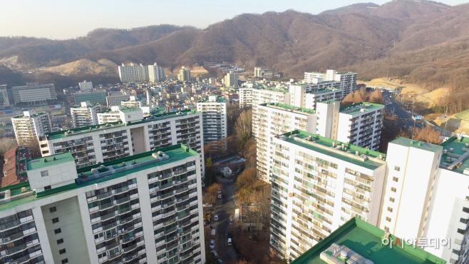 성남 은행주공아파트