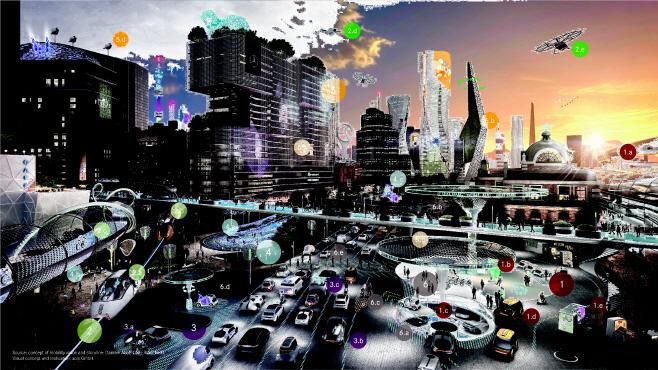 [참고자료 사진] 비전 서울(Vision Seoul) 2039