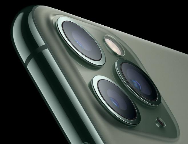애플 트리플카메라