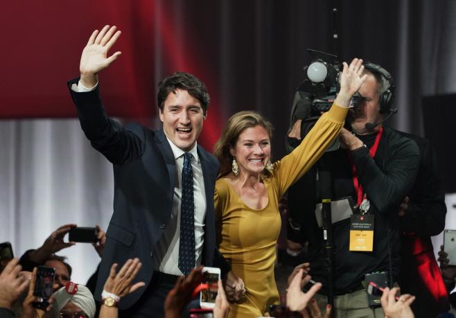 Canada Election Liberals