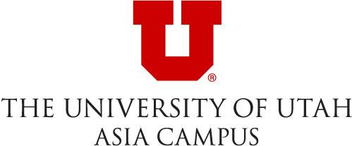유타대학교 아시아캠퍼스 로고