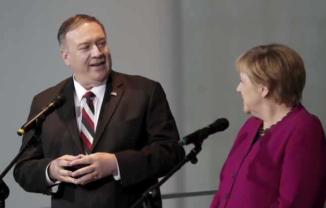 Germany US Pompeo
