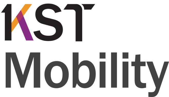 KST모빌리티 로고
