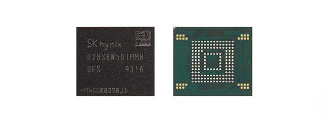SK하이닉스 5G 스마트폰향 초박형(1.0mm) 1TB UFS 3.1