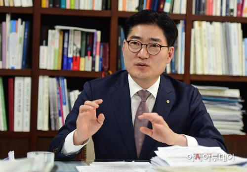 이정훈 강동구청장 인터뷰