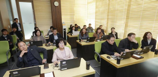광주시의회는 의정업무의 스마트한 추진과 신속한 의사결정을