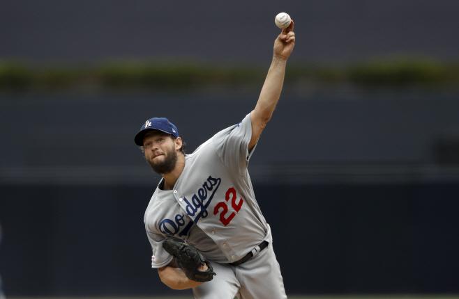 Dodgers Padres Baseball <YONHAP NO-2011> (AP)