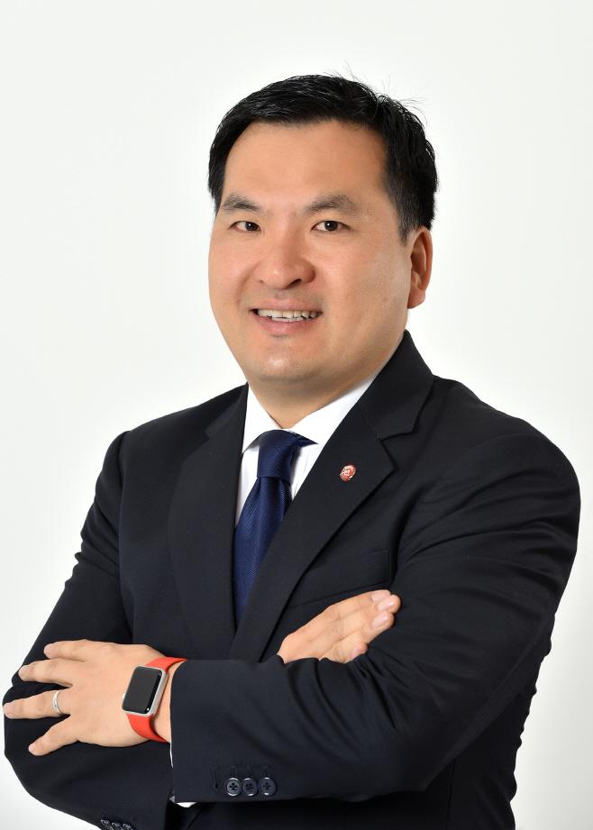 [사진] AIA생명, 피터정 신임 CEO 선임