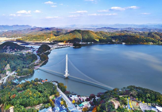 예산군, 2019년 '산업형 관광도시'로 도약하다.