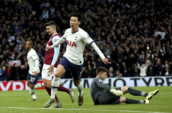 Britain Soccer Premier League <YONHAP NO-1336> (AP)