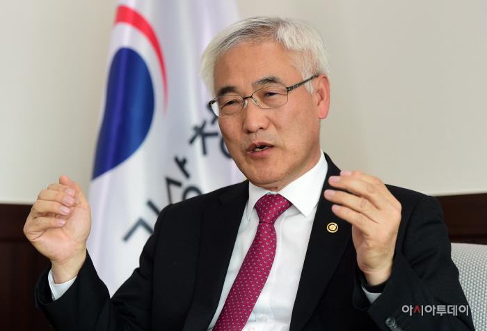김종석 기상청장 인터뷰