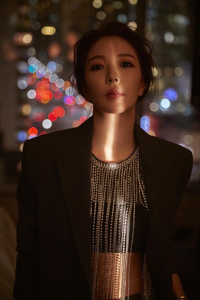 BoA 두 번째 미니앨범 'Starry Night' 티저 이미지1