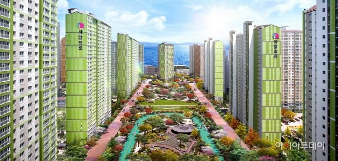 사진2_창원월영마린애시앙중앙광장사진