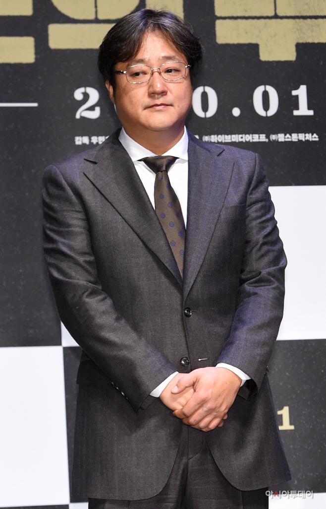 [포토] 곽도원, `이런 자리 오랜만` 2년만에 공식석상