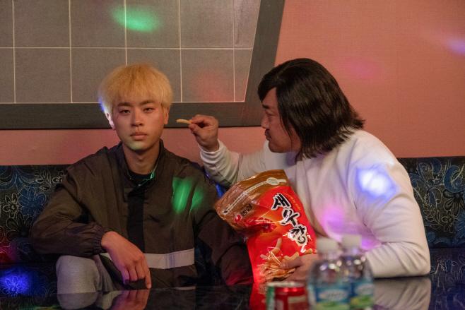 '시동' 박정민·마동석