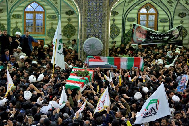 Iraq Soleimani