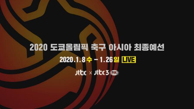 2020 도쿄올림픽 축구 아시아 최종예선