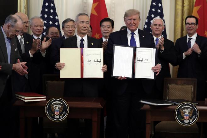 Trump US China Trade